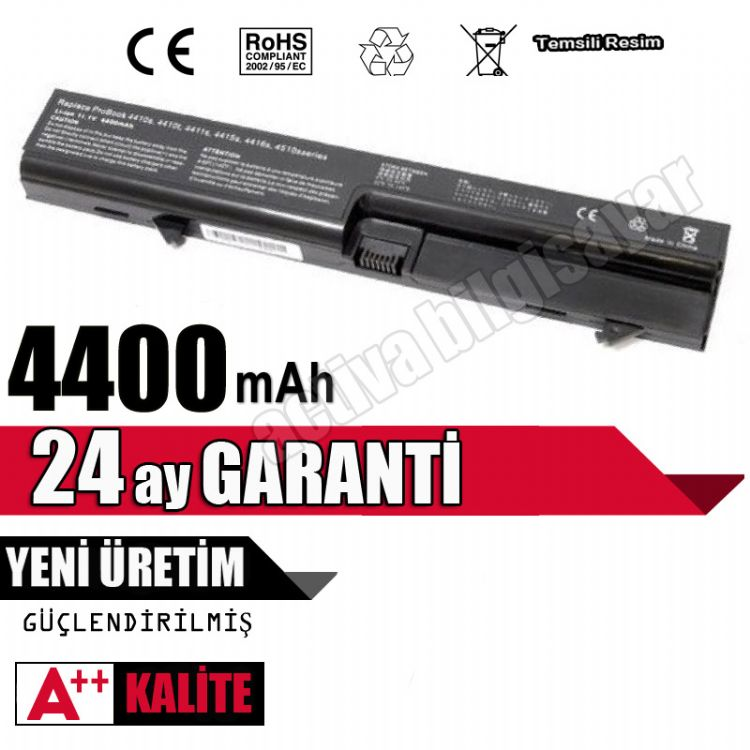 HP 4410t Mobile Thin Client Laptop Bataryası