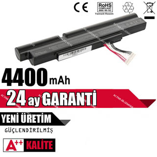 Acer Aspire TimelineX 3830TZG Batarya Pil