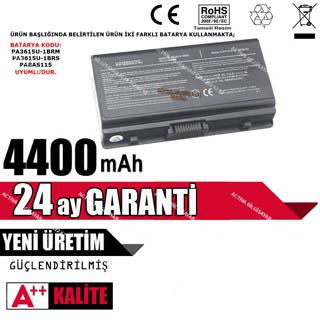 PA3615U-1BRM Toshiba Laptop Batarya Pil