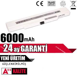 CASPER MT50 BEYAZ 6 CELL WNBT.EC-MT50-6-S BATARYA