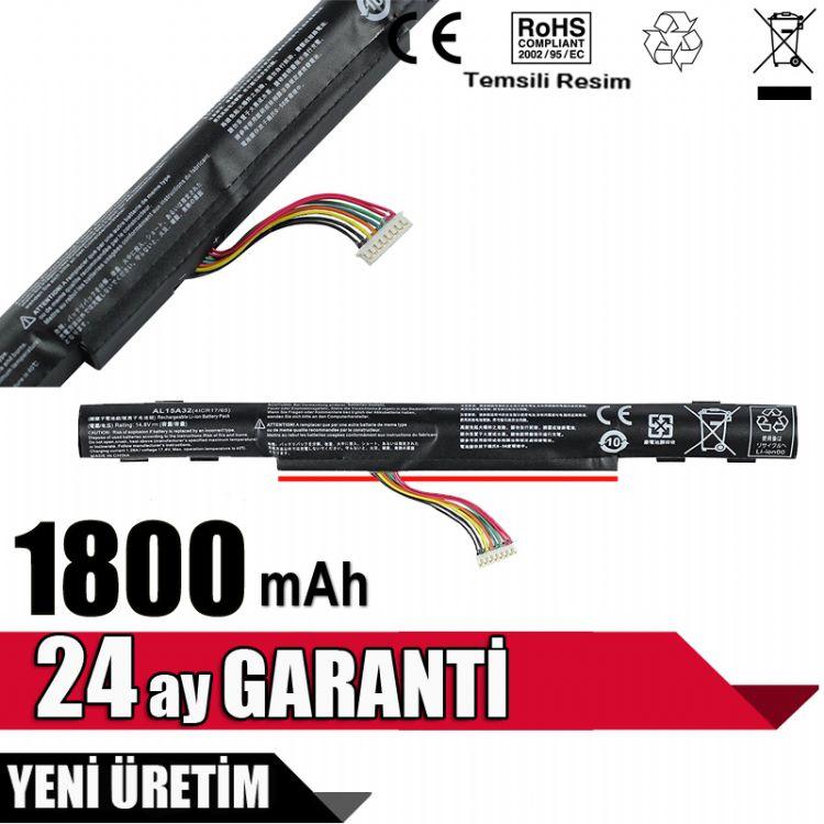 Acer Aspire E5-574  E5-574-52BJ, E5-574-58JM Uyumlu Batarya Pil