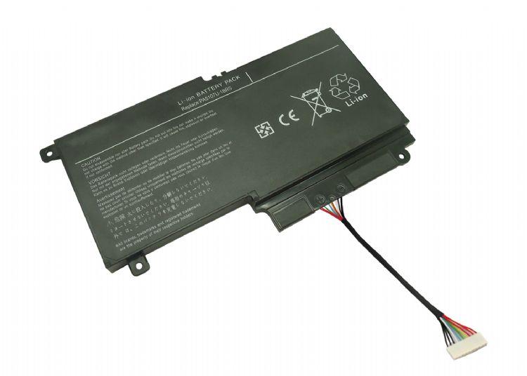 Toshiba Satellite P50-B-117 PSPNUE batarya pil Resim 1