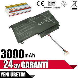 Toshiba Satellite P50-B-117 PSPNUE batarya pil