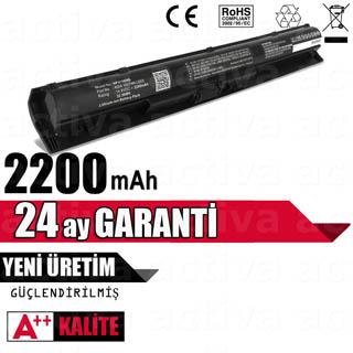 HP KI04, KI04041, 825596-001, 800049-001, 800009-241 Batarya Pil