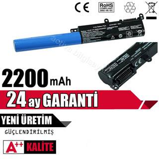 Asus X541S, X541U, A31N1601 Notebook Bataryası