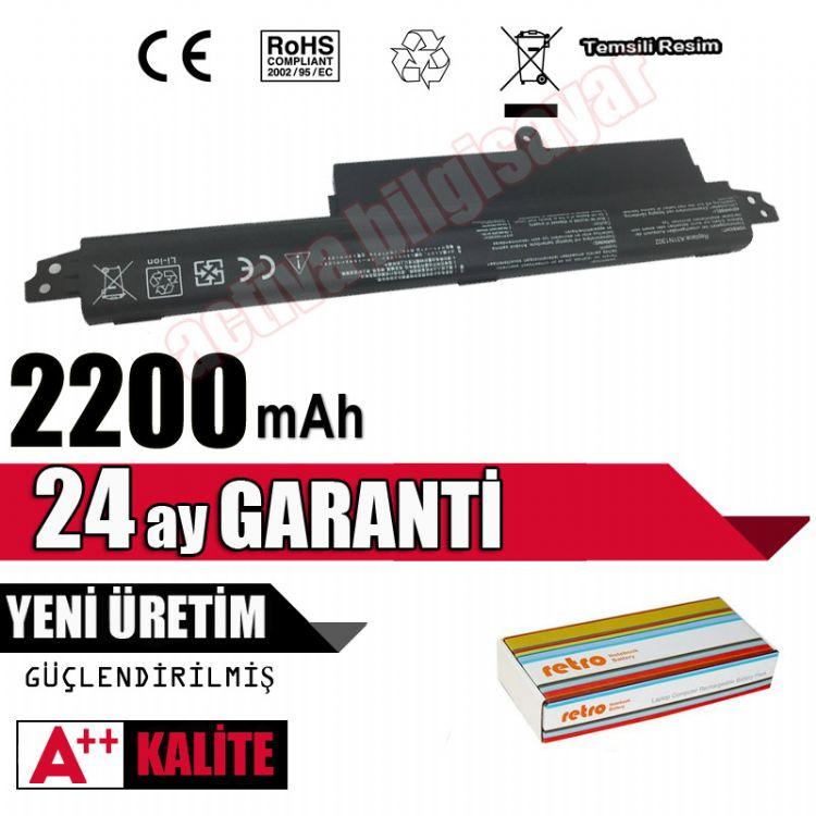 Asus VivoBook X200Ca, A31N1302 Notebook Bataryası