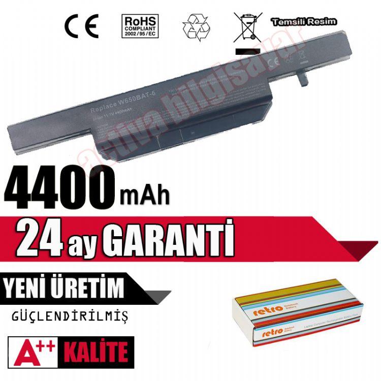 6-87-W650S-4E42, 6-87-W650S-4E7, 6-87-W76SS-4R41 Batarya Pil