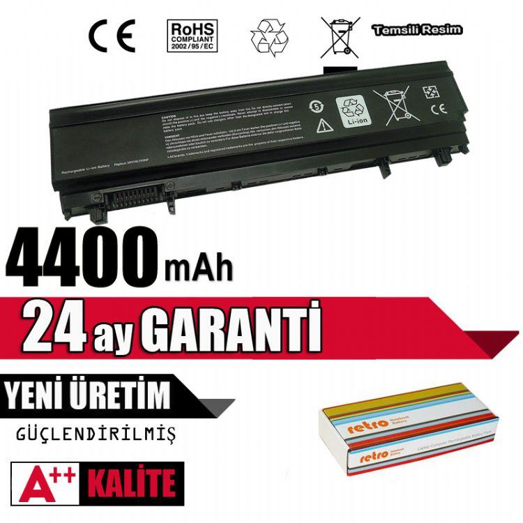RETRO Dell Latitude E5440, E5540 Notebook Bataryası - 6 Cell