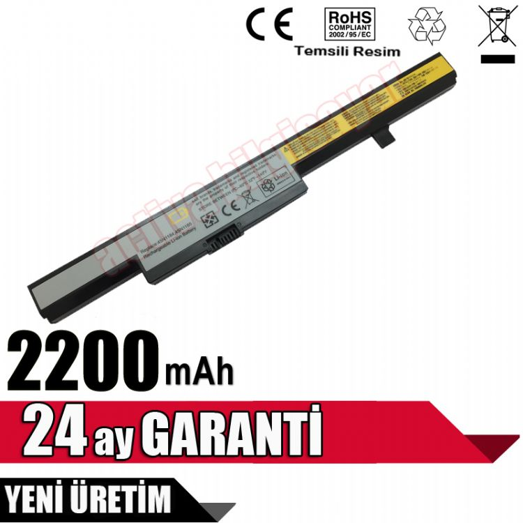 L13M4A01, 45N1182, 45N1183, L13S4A01, L12M4E55 Uyumlu Batarya Pil Resim