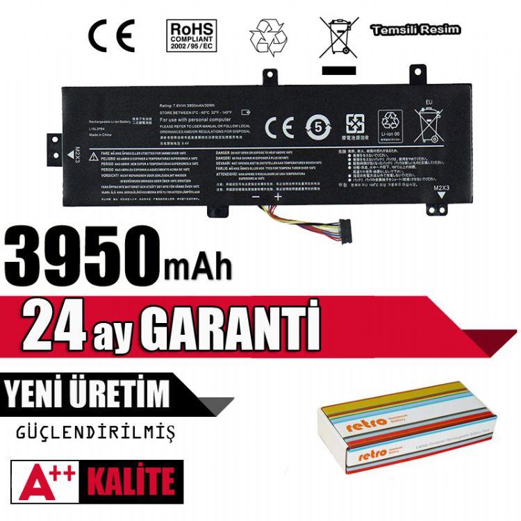 Lenovo IdeaPad 310-15ISK, 310-15IKB, L15L2PB4 Batarya Pil