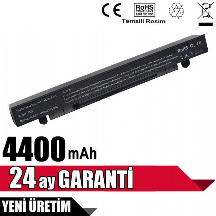 Asus X550JX-XX171D Uyumlu Laptop Bataryası, Pili 8 CELL
