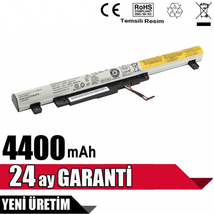 Lenovo Flex 2-14, Flex 2-15  Batarya Pil L13S4A61, L13L4E61