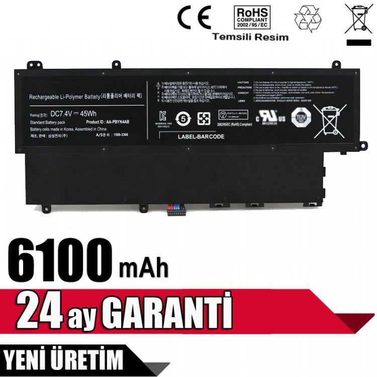Samsung NP530U3B, NP530U3C, AA-PBYN4AB Batarya Pil