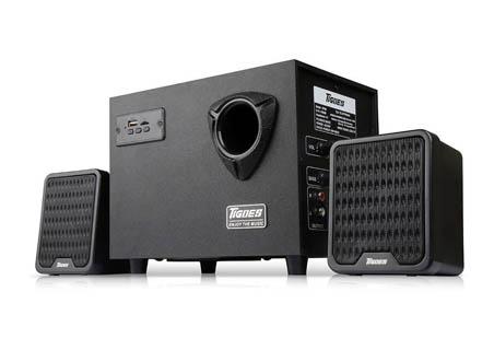 Tigoes Sp60 usb-micro Sd Girişli 2+1 Ses Sistemi Hoparlör