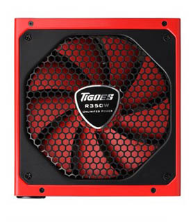 Tigoes R350W Power Supply 14cm Fan