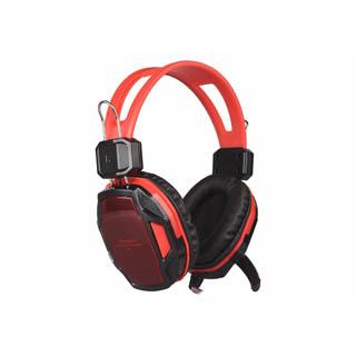 Tigoes V3 Kulaklık Mikrofon Gaming Kırmızı