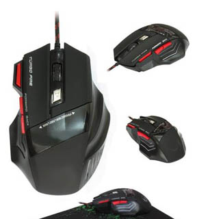 Tigoes MM28 Mouse Gaming Oyuncu Fare