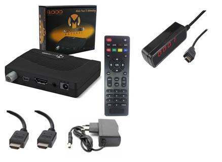 Full HD Mini Uydu Alıcısı Magbox Natural Usb TKGS Youtube