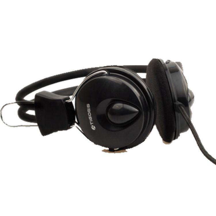 Tigoes T808 Kulaklık Mikrofon ipli- Ev ve Okul Kullanımına Uygun