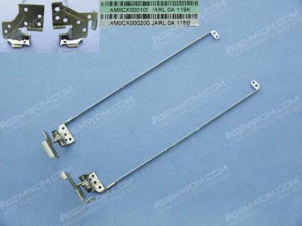 Toshiba Satellite C660-2R2 PSC1LE menteşe seti
