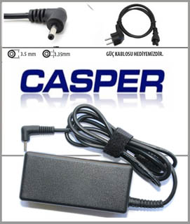 Casper 19v 2.1a 40w 3.5 x 1.35 Adaptör