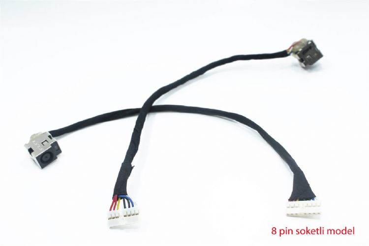 HP AMD G62 DC JACK