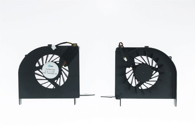 Hp Pavilion dv6-2000, dv6-2100, dv6t-2000, dv6t-2100 Fan MODEL-2
