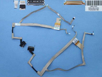 HP DV6-3000 LED DATA KABLO ORJİNAL SIFIR