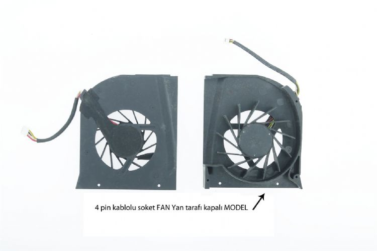 Hp Pavilion dv6000, dv6100, dv6200, dv6300, dv6400 Fan MODEL-1