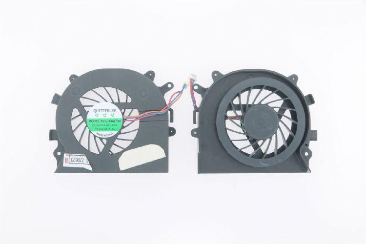 Sony Vaio PCG-71213M VPCEB3E1E UDQFRZH14CF0 uyumlu cpu soğutucu fan