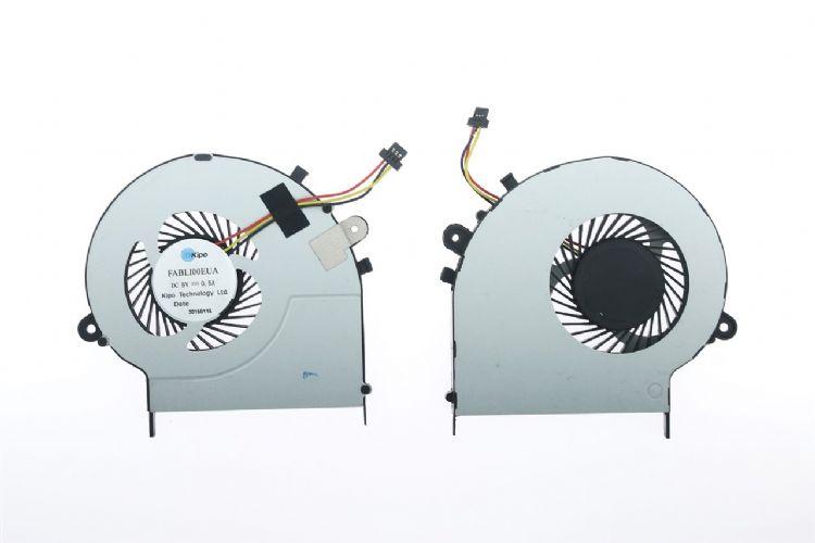 Toshiba Satellite L50-B, L50D-B, L50Dt-B, L50t-B Fan DFS541105FC0T