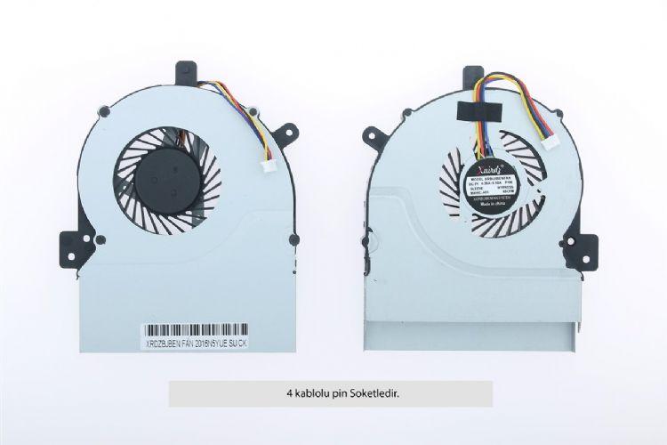 Asus K55A, K55VD, K55VJ, K55VM, K55V, K55VS Fan