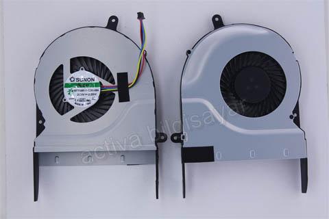 Asus N551VW N551VW-CN007T Uyumlu Fan Soğutucu