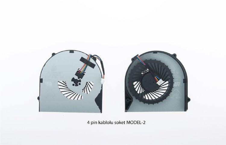 Lenovo G580, G580A, G580AX, G580AY, G580AH Fan 4 Pin MODEL-2