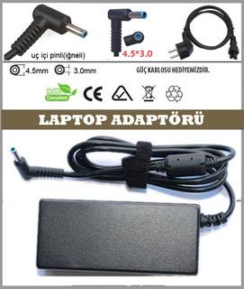 HP 14-am007nt (X8P53EA) TPN-I119 19v 2.31a uyumlu laptop adaptörü şarj aleti
