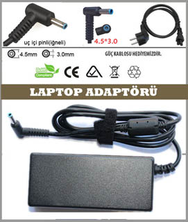 HP Pavilion 15-E 19.5v 4.62a 90w pinli Adaptör Şarj Aleti