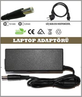 90W HP COMPAQ PPP012L-S PPP014H-S LAPTOP ADAPTÖR