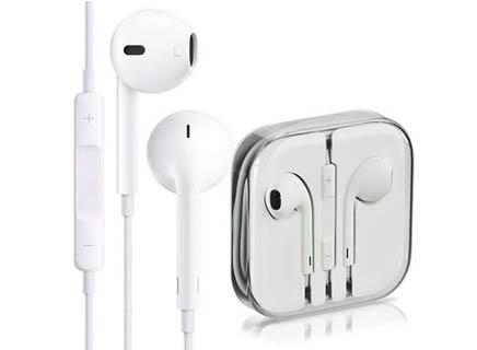 Earpods Mikrofonlu Beyaz Kulaklık
