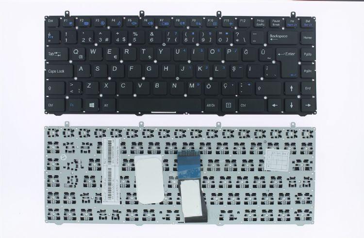 Exper Ultranote A4B-R01 MP-12R76AF-430 Klavye Tuş Takımı