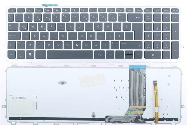 HP Envy 15-J000, Envy 15-J100, Envy 15Z-J000 Envy 15Z-J100 Klavye