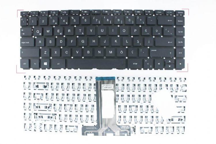 Hp 14-BW, 14-bw000, 14-bw000 Uyumlu Laptop Klavyesi