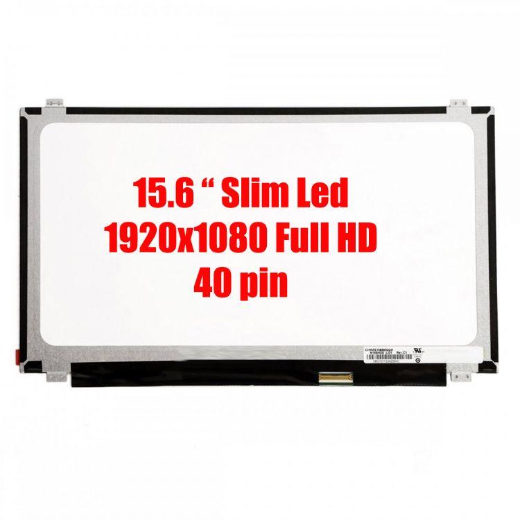15.6 Slim Led 40 Pin Full HD 1920x1080 B156HTN03.3 LCD Ekran