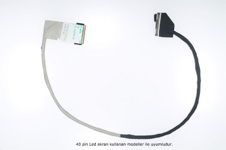 Sony VAIO VPCEB VPC-EB LCD LED KABLO 015-0101-1595_A versiyon 1