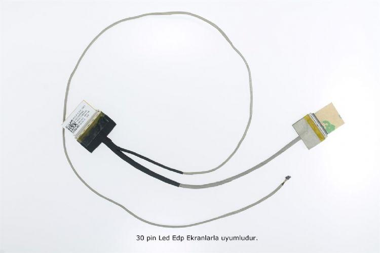 Asus K555UB X555UA Edp 1422-02840AS 1422-025P0AS 30 pin Lcd Kablo