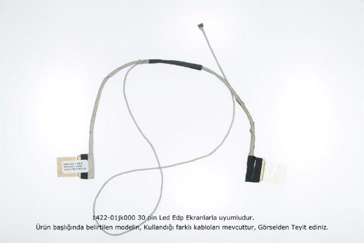 Asus F550Z X550DP X550ZE EDP 1422-01jk000 30 pin Lcd Kablo MODEL-2
