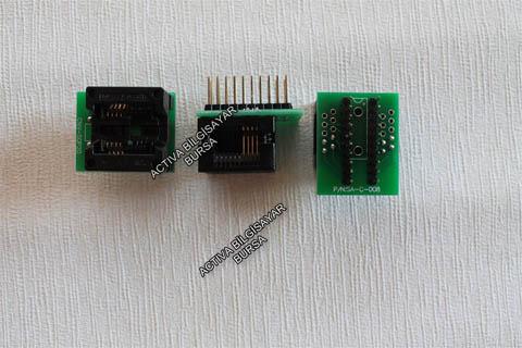 BIOS Yazma Adaptörü 150MIL 8 Way -Tamir Araç