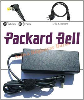 Packard bell easynote ts13 P5WS0 LAPTOP ŞARJ ADAPTÖR