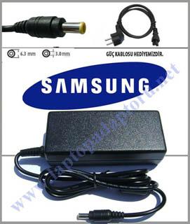 Samsung NP-S3520-S02TR Uyumlu Laptop Şarj Aleti, Adaptör