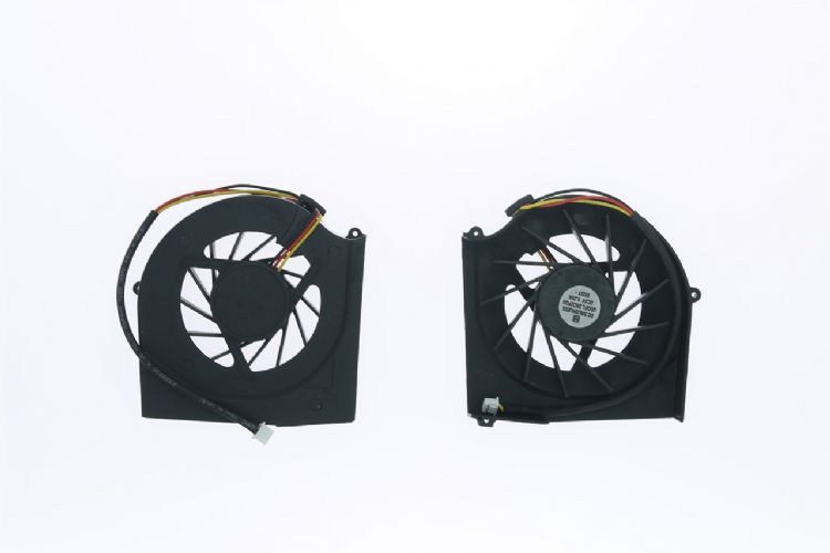 Sony VGN-CR13 CR23 CR31 PCG-5K1T PCG-5K2T Uyumlu Laptop Fan