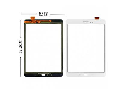 SAMSUNG GALAXY TAB A 9.7 T550 Beyaz Dokunmatik Ekran